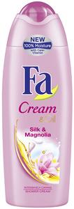 Fa Shower Gel - Silk & Magnolia 250ml