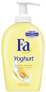 Fa Hand Creamwash Yoghurt Vanilla Honey 250ml