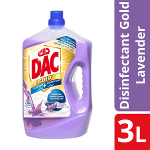 Dac Gold Lavender Cleaner 3L