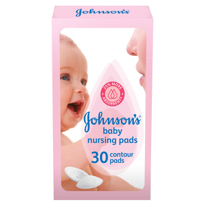 Johnson's Baby Nursing Pads Contour Pads 1pc