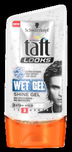 Taft Looks Wet Gel Wet Effect Extra Hold 150ml
