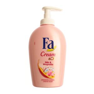 Liquid Hand Soap Fa Perfume Silk & Magnolia 250 Ml