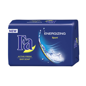Fa Bar Soap - Energizing 175g