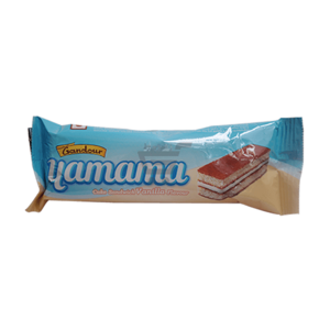 Gandour Yamama Strawbery Cake 23g