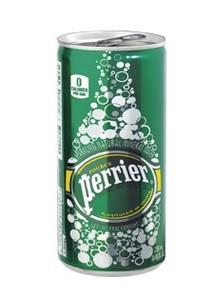 Perrier Slim Can 250ml