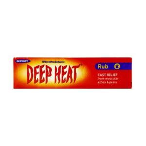 Deep Heat Cream 35g