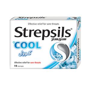 Strepsils Cool Lozenges 16pcs