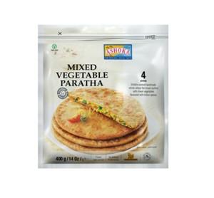 Asoka Paratha Mix Vegetables 400g