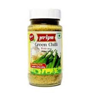 Green Chilli Pickle 300gm