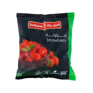 Sunbulah Strawberry 800g