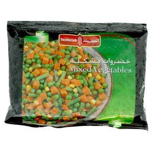 Sunbulah Mixed Vegetable 450g