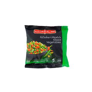 Sunbulah Mix Vegetable 250g