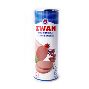Zwan Beef Luncheon Meat Hot & Spicy 850g
