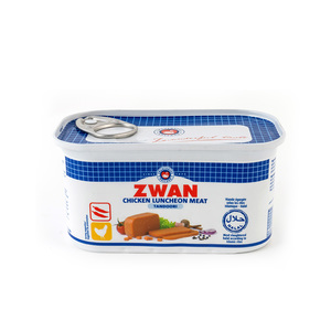Zwan Chicken Luncheon Meat Tandoori 200g
