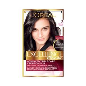 L'Oreal Excellence Creme 1 Black 1set