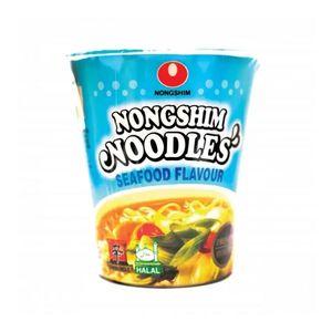 Nongshim Cup Noodle Soup Seafood 65g