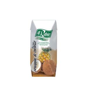 Al Rabie Pineapple Coconut 330ml
