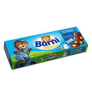 Barni Milk Biscuit 30g