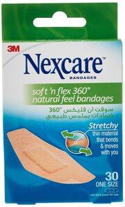 Nexcare Soft&Flex Comfort Bandage 30s