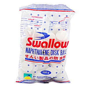 Swallow Napthalene 150g