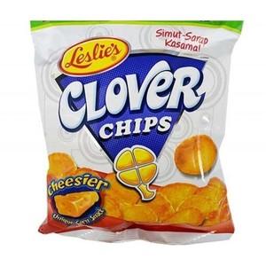 Jack&Jill Clover Chips Cheeseier 55g