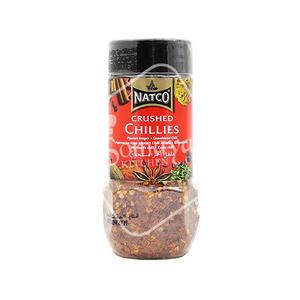 Natco Crushed Chillies 80gm