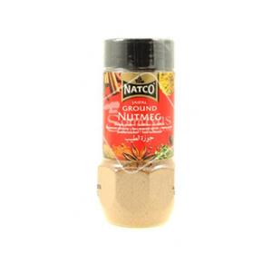 Natco Nutmeg Ground Bottle 100gm