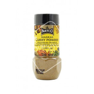 Natco Med Curry Powder Bottle 100gm