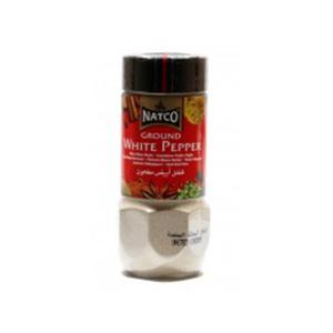 Natco Ground White Pepper 100gm