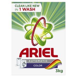 Ariel Color Automatic Detergent 3kg