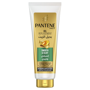 Pantene Pro-V Smooth & Silky Oil Replacement  350ml