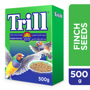 Trill Finch Seeds 500g