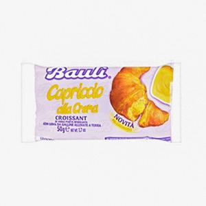 Bauli Single Croissant Vanilla 50g