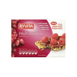 Ryvita Fruit Crunch 200gm