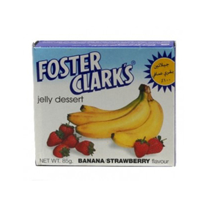 Foster Clark Jelly Strwberry Banana 85g