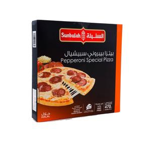 Sunbulah Pepperoni Special Pizza 470g