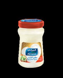 Almarai Spreadable Cheddar Cheese 200g