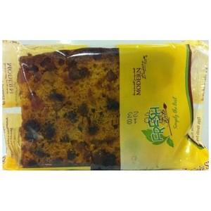 Modern Bakery Cake Pound Slice Fruit 1pc
