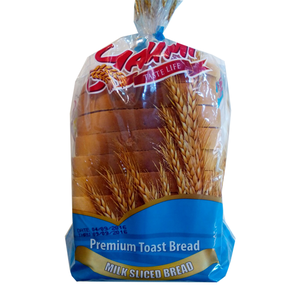 Yaumi Milk Sliced Bread 360g