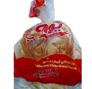 Yaumi Lebanese White Bread Small 1pc