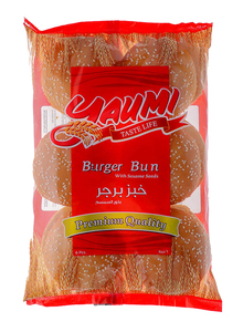 Yaumi Burger Bun With Sesame Seeds 6pc