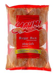 Yaumi Burger Bun With Sesame Seeds 6pc