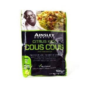 Ainsley Harriot Cous Citrus Kick 100gm