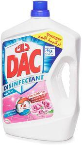 Dac Disinfectant Rose 3L