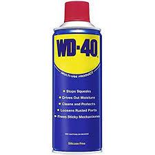 WD 40 Rust Spray 330ml