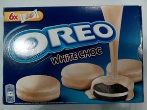 Oreo white chocolate 246g