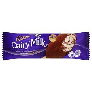 Cadbury Dairy Milk swirl ice cream 100ml