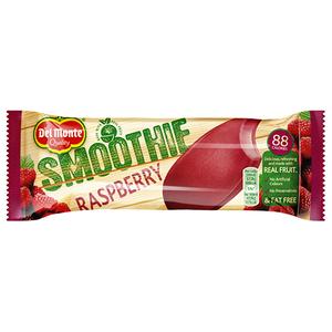 Delmonte smoothie raspberry 90ml