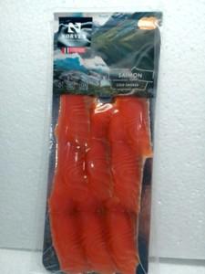 Salmon Cold Smoked Sliced Tm Norven 90g