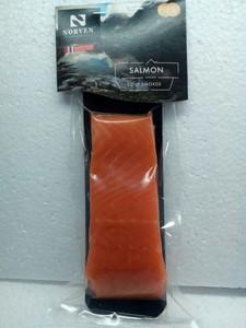Salmon cold smoked fillet tm norven 130g
